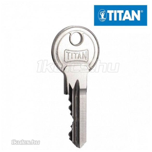 Titan K1 zárbetét 50x55 fogaskerekes