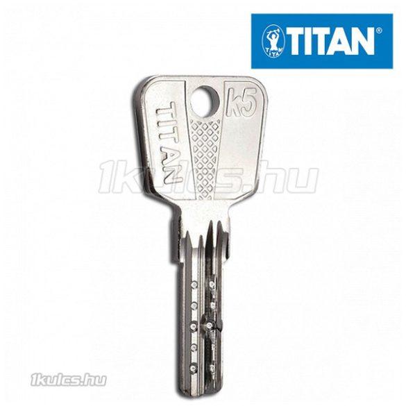 Titan K5 zárbetét 45x45 fogaskerekes