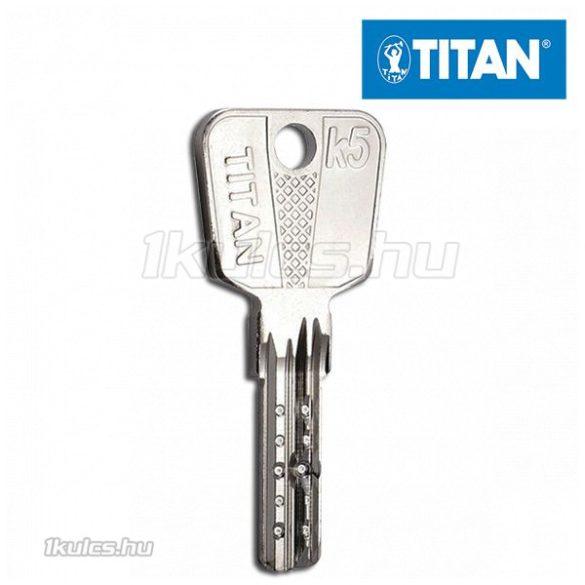 Titan K5 zárbetét 30x65
