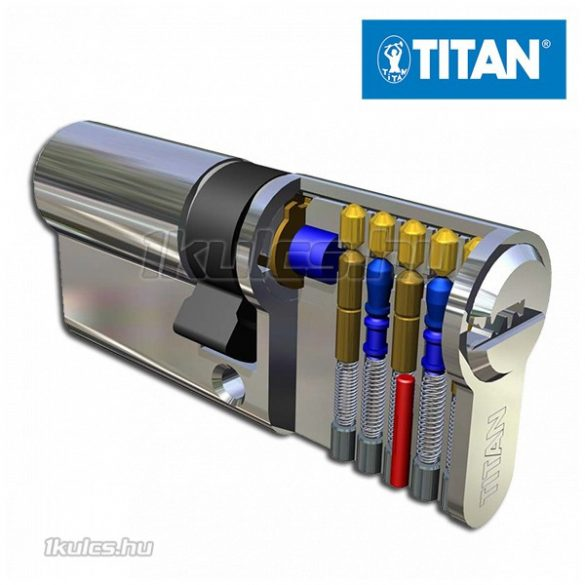 Titan K5 zárbetét 30x40 vészfunkciós