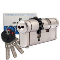 Titan K66 zárbetét 46x46 fogaskerekes ASC