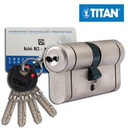 Titan K66 zárbetét 36x41 vészfunkciós ASC