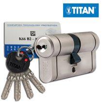Titan K66 zárbetét 36x66 vészfunkciós ASC