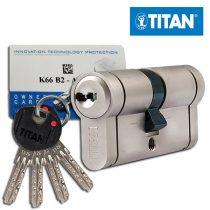 Titan K66 zárbetét 41x41 vészfunkciós ASC