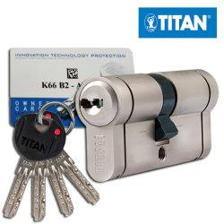 Titan K66 zárbetét 51x51 vészfunkciós ASC