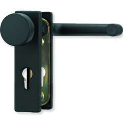 Abus KFG tűzgátló ajtó kilincs (fix gombos)