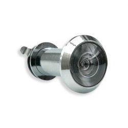 Ajtókitekintő krómozott 35-50 mm d=14