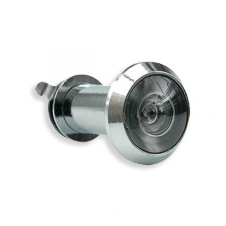 Ajtókitekintő krómozott 35-60 mm d=14