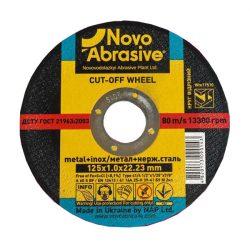 NOVO ABRASIVE NOAB125x1 vágókorong 125mm/1mm