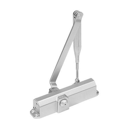 TS Compakt ajtócsukó ezüst