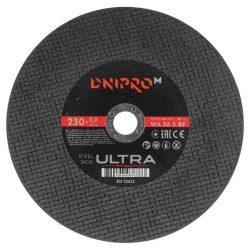 Dnipro-M WA36SBF230x2 Vágókorong 230mmx2mm