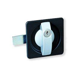 RONIS 23500-01 fémbútorzár (szögletes, jobbos, PK35)