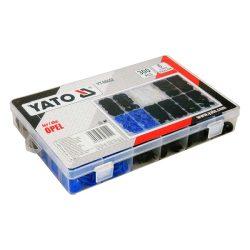 Yato YT-06652 műanyag patent készlet 300 részes opel yato