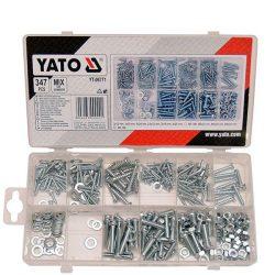 Yato YT-06771 Csavarkészlet (347 db/cs)