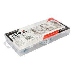 Yato YT-06782 tömlőbilincs készlet 26 db yato