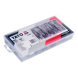 Yato YT-06873 sasszeg készlet 555 db yato