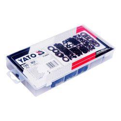 Yato YT-06878 kábelátvezető gumigyűrű készlet 180 részes yato