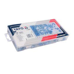 Yato YT-06888 zsírzógomb (zsírzófej) készlet 110 db yato