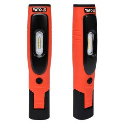 Yato YT-08508 akkus led lámpa 1+ 1 led yato