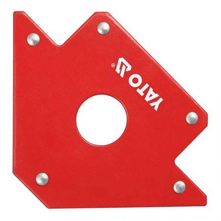 Yato YT-0864 Hegesztési munkadarabtartó mágneses 102x155x17