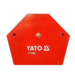 Yato YT-0866 Hegesztési munkadarabtartó mágneses 64x95x14