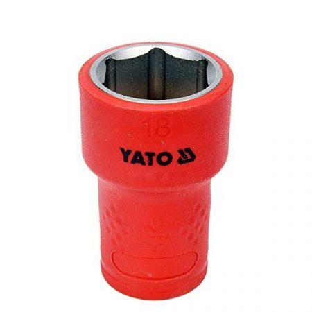 Yato YT-21013 Dugókulcs 13 mm 3/8 coll 1000V-ig szigetelt