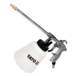 Yato YT-23640 pneumatikus habszóró pisztoly alumínium 1 liter yato