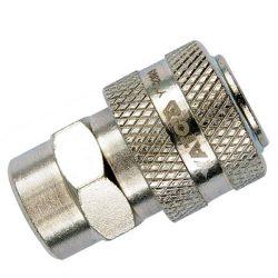 Yato YT-2393 Pneumatikus gyorscsatlakozó 1/4 coll ( 6,3 mm)