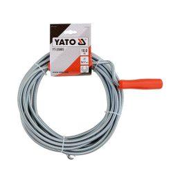 Yato YT-25005 Draincső 10 m/9x1,7 mm