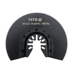 Yato YT-34680 Fűrészlap multifunkciós géphez 88 mm HSS