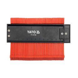 Yato YT-3735 Profilsablon 125 mm