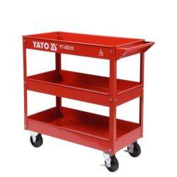 YATO szerszámkocsi tálcás