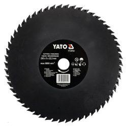 Yato YT-59163 fűrészlap sarokcsiszolóra 230mm