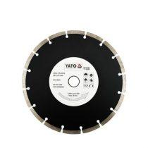 YATO gyémánt vágótárcsa 230 mm szegmentált (YT-6005)