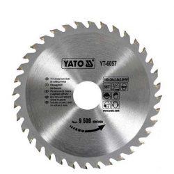 Yato YT-6057 Fűrésztárcsa fához 160/30/36
