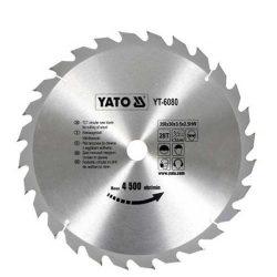 Yato YT-6080 Fűrésztárcsa fához 350/30/28