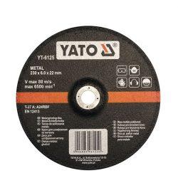 Yato YT-6125 Tisztítókorong 230x6x22