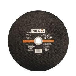 Yato YT-6136 Vágókorong fémre 350x3,2x32
