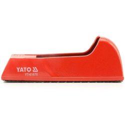 Yato YT-61678 Gipszkarton reszelő 140x40 mm