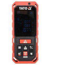 Yato YT-73126 Lézeres távolságmérő 0.2-40 m IP65