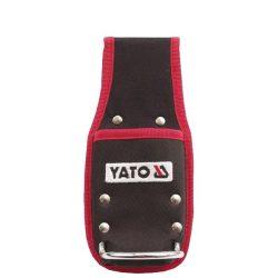 YATO szögtáska kalapácstartó horoggal övre fűzhető