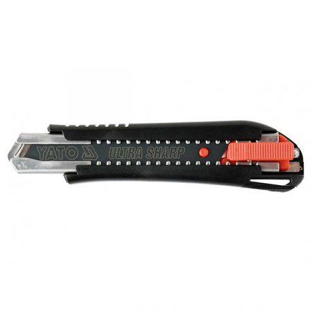 Yato YT-75123 Törhető pengés kés 18x0,5 mm