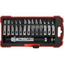 Yato YT-75140 Fafaragó kés készlet 14 részes