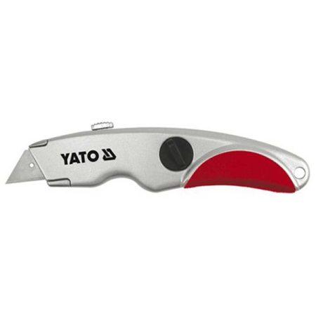 Yato YT-7520 Törhető pengés kés 3 db trapéz pengével