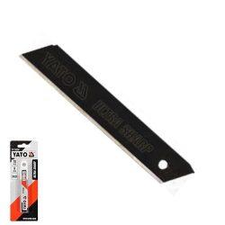 YATO törhető penge extra éles 9mm (10db/csomag) (YT-75260)