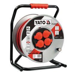 Yato YT-8107 Kábeldob 40m 3x2,5mm2