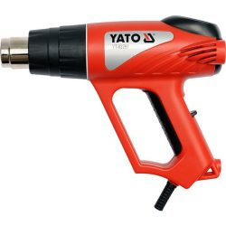 Yato YT-82291 hőlégfúvó + tartozékok 550 °C 2000 W