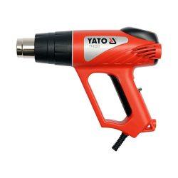 Yato YT-82292 hőlégfúvó LED jelzős + tartozékok 550 °C 2000 W