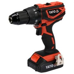 Yato YT-82786 Akkus ütvefúrócsavarozó 18 V Li-ion (1 x 2,0 Ah akku + töltő) YATO 1/5