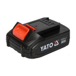 Yato YT-82842 Akkumulátor 18 V 2,0 Ah